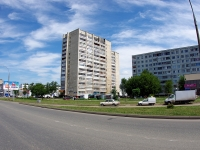 neighbour house: st. Sarmanovsky trakt, house 48. Apartment house