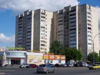 Naberezhnye Chelny, Sarmanovsky trakt st, house 48. Apartment house
