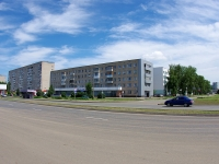 neighbour house: st. Sarmanovsky trakt, house 50/11. Apartment house