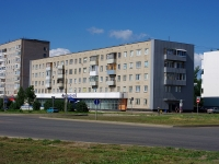 Naberezhnye Chelny, Sarmanovsky trakt st, house 50/11. Apartment house