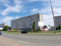 Naberezhnye Chelny, Sarmanovsky trakt st, house 52. Apartment house
