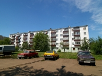 Naberezhnye Chelny, Sarmanovsky trakt st, house 54. Apartment house