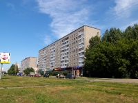 Naberezhnye Chelny, Sarmanovsky trakt st, house 56. Apartment house