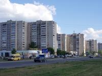 Naberezhnye Chelny, Вид на улицуSarmanovsky trakt st, Вид на улицу