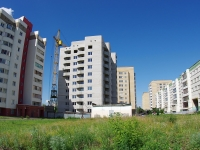 Naberezhnye Chelny, st 19th complex, house 3. building under construction