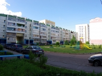 Naberezhnye Chelny, Arkyly st, house 11. Apartment house