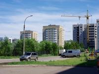 Naberezhnye Chelny, Arkyly st, 房屋 13. 公寓楼