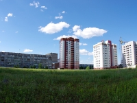 Naberezhnye Chelny, Arkyly st, house 19. Apartment house