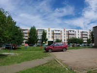 Naberezhnye Chelny, Haberezhnay Sanachina st, house 12. Apartment house