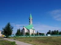Набережные Челны, мечеть Таубэ, улица Центральная (ГЭС), дом 6