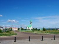 Naberezhnye Chelny, mosque Таубэ, Tsentralnaya st, house 6