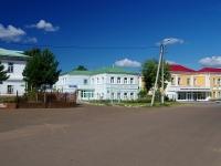 Naberezhnye Chelny, Tsentralnaya st, 房屋 64. 写字楼