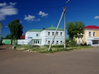 neighbour house: st. Tsentralnaya, house 64. office building