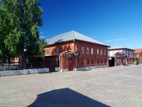 neighbour house: st. Tsentralnaya, house 86. multi-purpose building