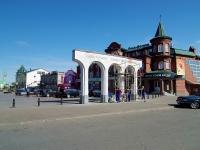 Набережные Челны, монумент