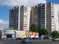 Набережные Челны, улица Жукова, дом 12. многоквартирный дом