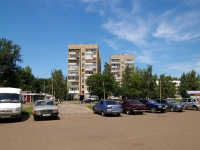 neighbour house: st. Zhukov, house 15. Apartment house