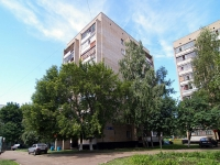 Naberezhnye Chelny, Zhukov st, house 15. Apartment house
