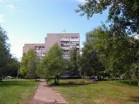 Набережные Челны, улица Жукова, дом 17. многоквартирный дом