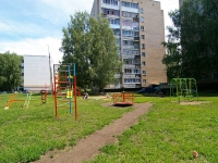 Naberezhnye Chelny, Zhukov st, house 17. Apartment house