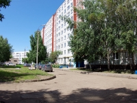 Naberezhnye Chelny, Zhukov st, house 22. Apartment house
