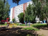 Набережные Челны, улица Жукова, дом 22. многоквартирный дом