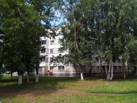 Naberezhnye Chelny, Zhukov st, house 25/21. Apartment house