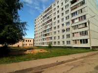 neighbour house: st. Zhukov, house 28. Apartment house