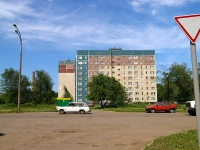 Naberezhnye Chelny, Zhukov st, house 29. Apartment house