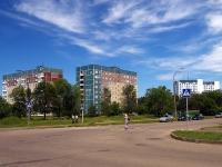 Набережные Челны, улица Жукова, дом 29. многоквартирный дом