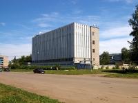 Набережные Челны, улица Жукова, дом 32/19. офисное здание