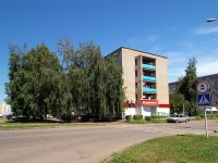Naberezhnye Chelny, Zhukov st, house 34/32. Apartment house