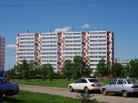 Набережные Челны, улица 18-й комплекс (ЗЯБ), дом 22А. многоквартирный дом