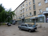 Naberezhnye Chelny, Gidrostroiteley st, house 4. Apartment house