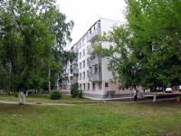 Набережные Челны, улица Гидростроителей, дом 11. многоквартирный дом