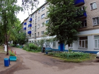 Naberezhnye Chelny, Gidrostroiteley st, house 15. Apartment house