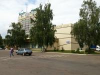 """улица Гидростроителей, дом 16. музей """"МУЗЕЙ ИСТОРИИ"""""""