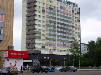 """Naberezhnye Chelny, hotel """"ТАТАРСТАН"""", Gidrostroiteley st, house 18А"""
