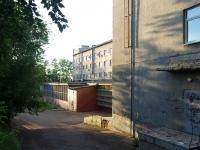Набережные Челны, улица Гидростроителей, дом 19. больница
