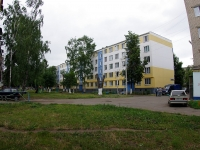 Naberezhnye Chelny, Gidrostroiteley st, house 22. Apartment house