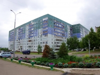 Naberezhnye Chelny, Gidrostroiteley st, house 30. Apartment house