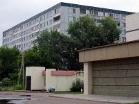 Набережные Челны, улица Гидростроителей. хозяйственный корпус