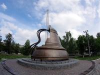 Naberezhnye Chelny, monument В.С. ВысоцкомуGidrostroiteley st, monument В.С. Высоцкому