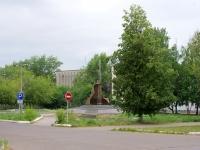 Naberezhnye Chelny, 纪念碑 В.С. ВысоцкомуGidrostroiteley st, 纪念碑 В.С. Высоцкому