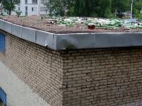 Набережные Челны, улица Гидростроителей, хозяйственный корпус