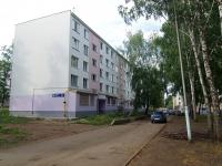 Набережные Челны, Монтажников переулок, дом 3. многоквартирный дом