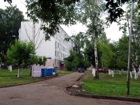 neighbour house: alley. Montazhnikov, house 5. Apartment house