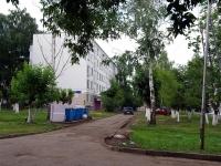 Набережные Челны, Монтажников переулок, дом 5. многоквартирный дом