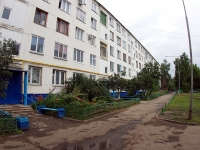 Naberezhnye Chelny, Parkoviy alley, house 4. Apartment house