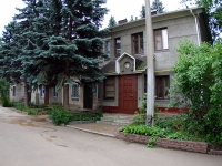 neighbour house: alley. Parkoviy, house 5. Apartment house